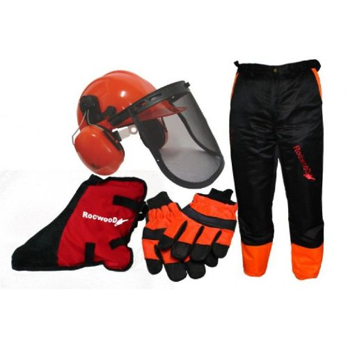 Premium Chainsaw Starter / Safety Kit (Boxed) Product Code OW02655K